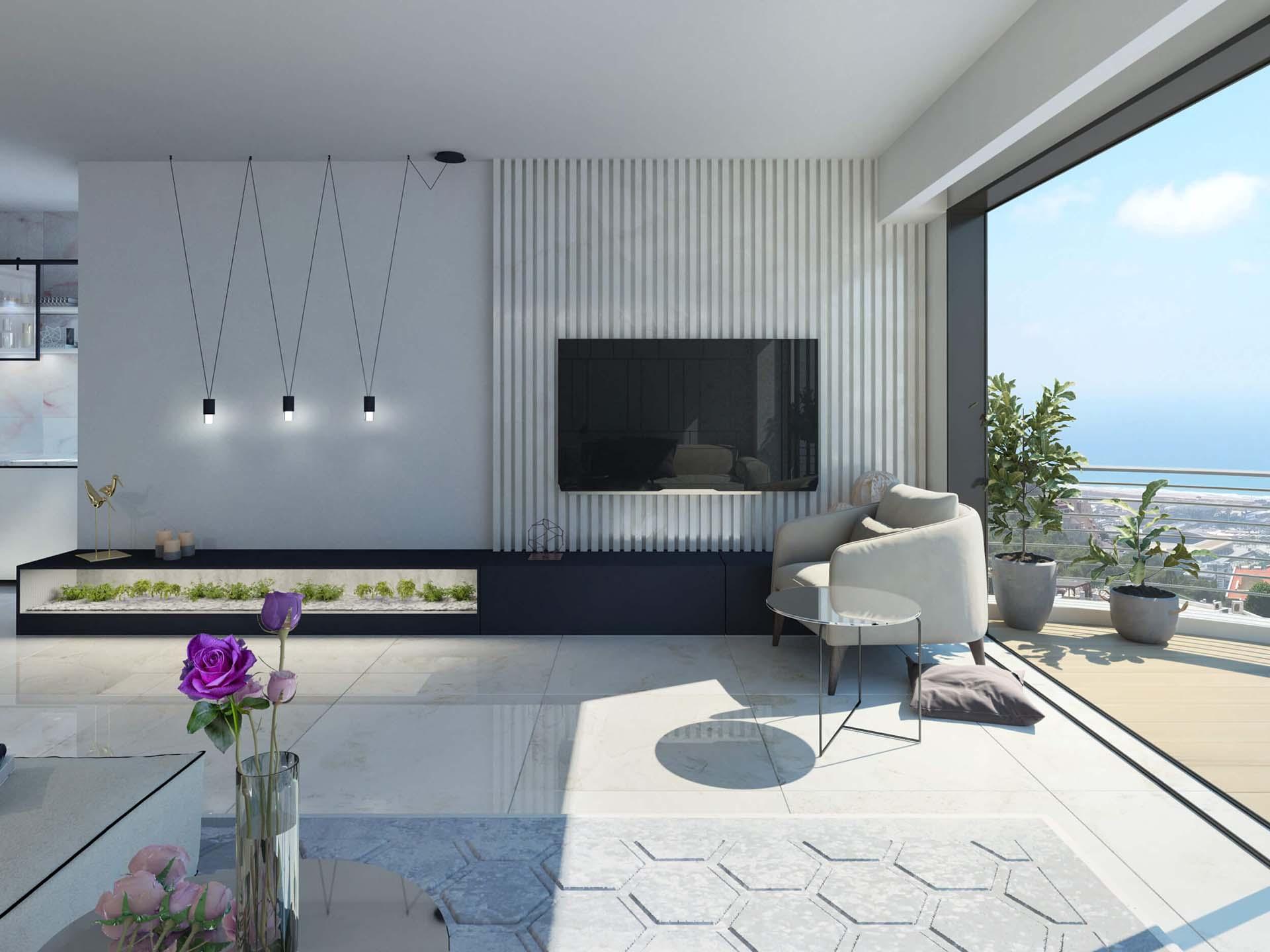 דירה 11 מבט לים